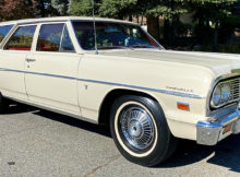 1964 Chevrolet Chevelle Malibu Station Wagon