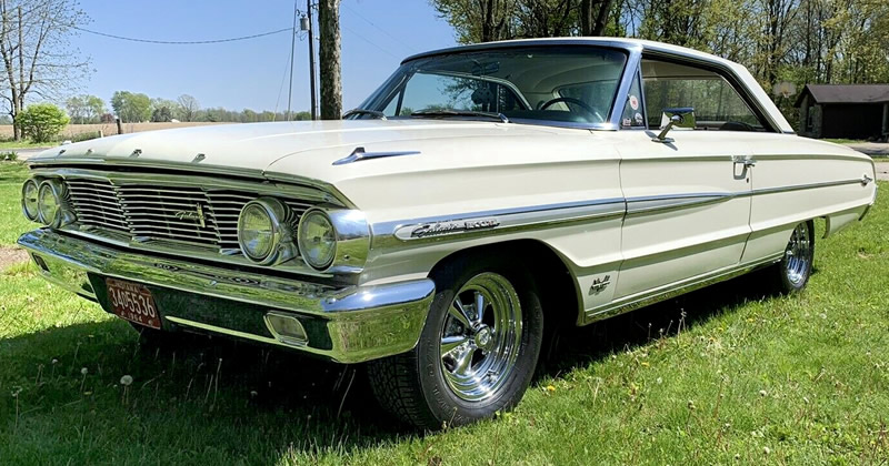 1964 Ford Galaxie 500 XL 2 door Hardtop