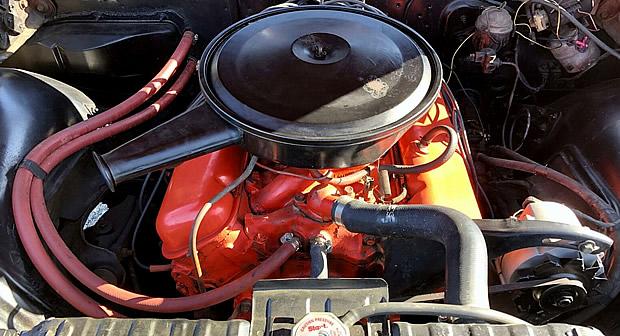 1966 Chevy 396 V8 Turbo-Jet