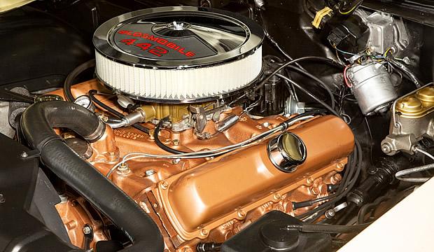 1968 Oldsmobile 400 V8