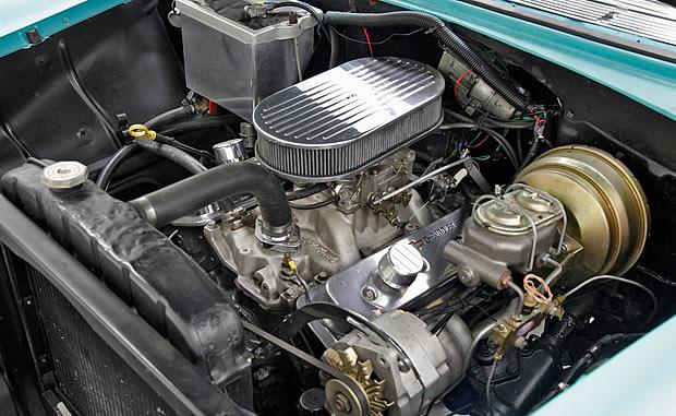 Chevy Vortech 350 V8
