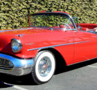 1957 Oldsmobile Starfire Ninety-Eight Convertible