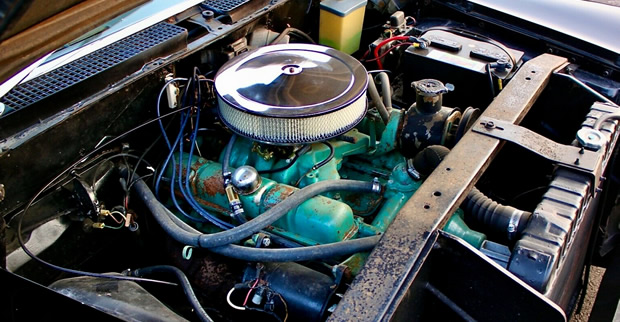 1959 Buick Wildcat 455 V8 engine