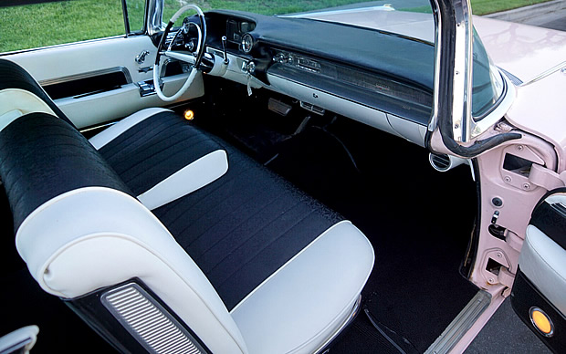 1959 Coupe deVille Interior