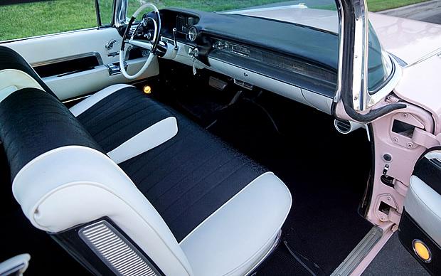 1959 Coupe deVille Interior