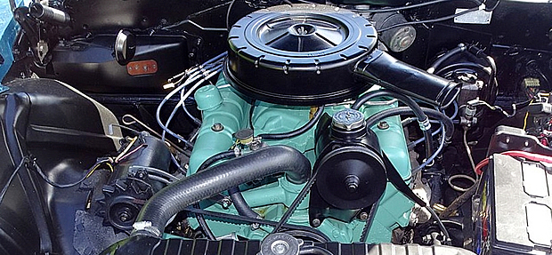 Buick's 1960 364 V8 in a LeSabre