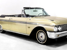 1962 Ford Galaxie 500XL Sunliner