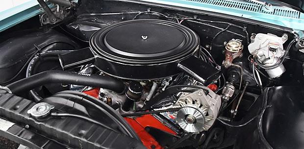 425 horsepower 409 cubic inch V8