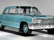 1963 Chevrolet Biscayne with 409 V8