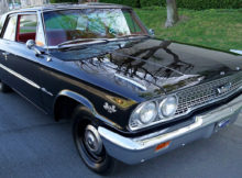 1963 Ford Galaxie fitted with a 427 V8
