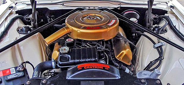 1964 Ford 390 V8 - Z-code engine