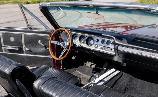 64 Chevelle SS Interior