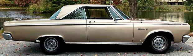 1965 Dodge Coronet Side View
