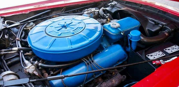 1966 Lincoln 462 cubic inch V8