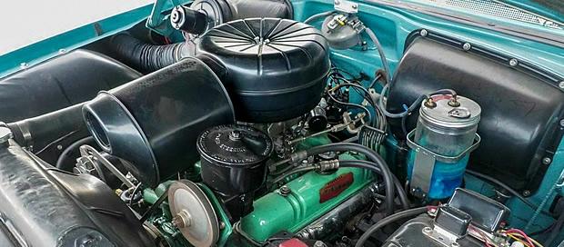 1955 Buick 322 cubic inch nailhead V8