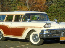 1958 Ford Country Squire Station Wagon