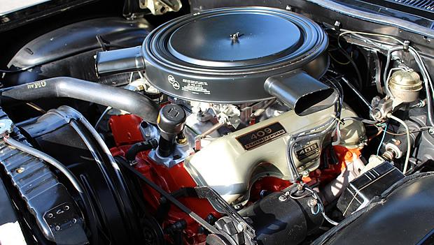 1962 Chevy 409 V8