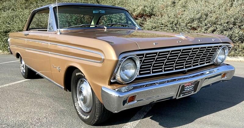 1964 Ford Falcon Futura Sprint