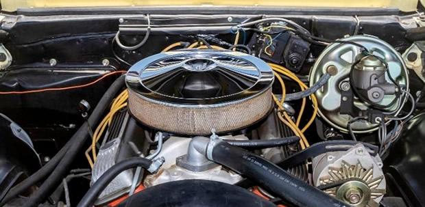 1967 Chevrolet SS Camaro 350 Turbo-Fire V8 Engine