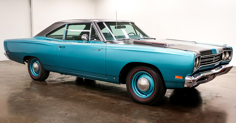 1969 Plymouth Road Runner 426 Hemi