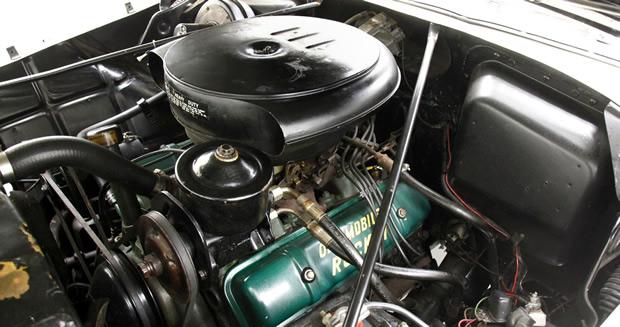 1955 Oldsmobile 324 V8 Rocket Engine