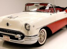 1955 Oldsmobile Super Eighty-Eight Convertible