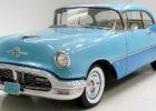 1956 Oldsmobile Eighty-Eight Holiday Hardtop
