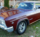 1966 Chevrolet Impala SS Sport Coupe