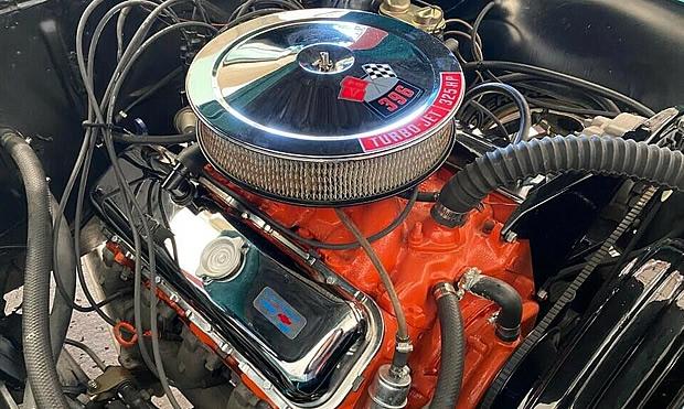 1966 Chevy 396 V8