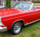 1966 Ford Fairlane 500XL Convertible