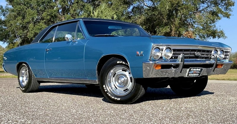 1967 Chevy Chevelle SS 396