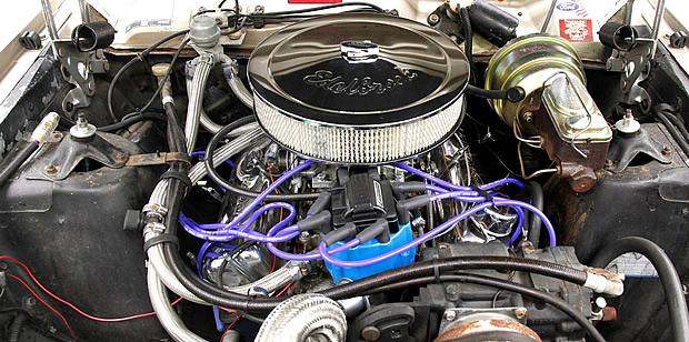 Ford 302 V8